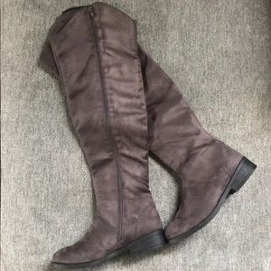 NWOT Knee-High Boots